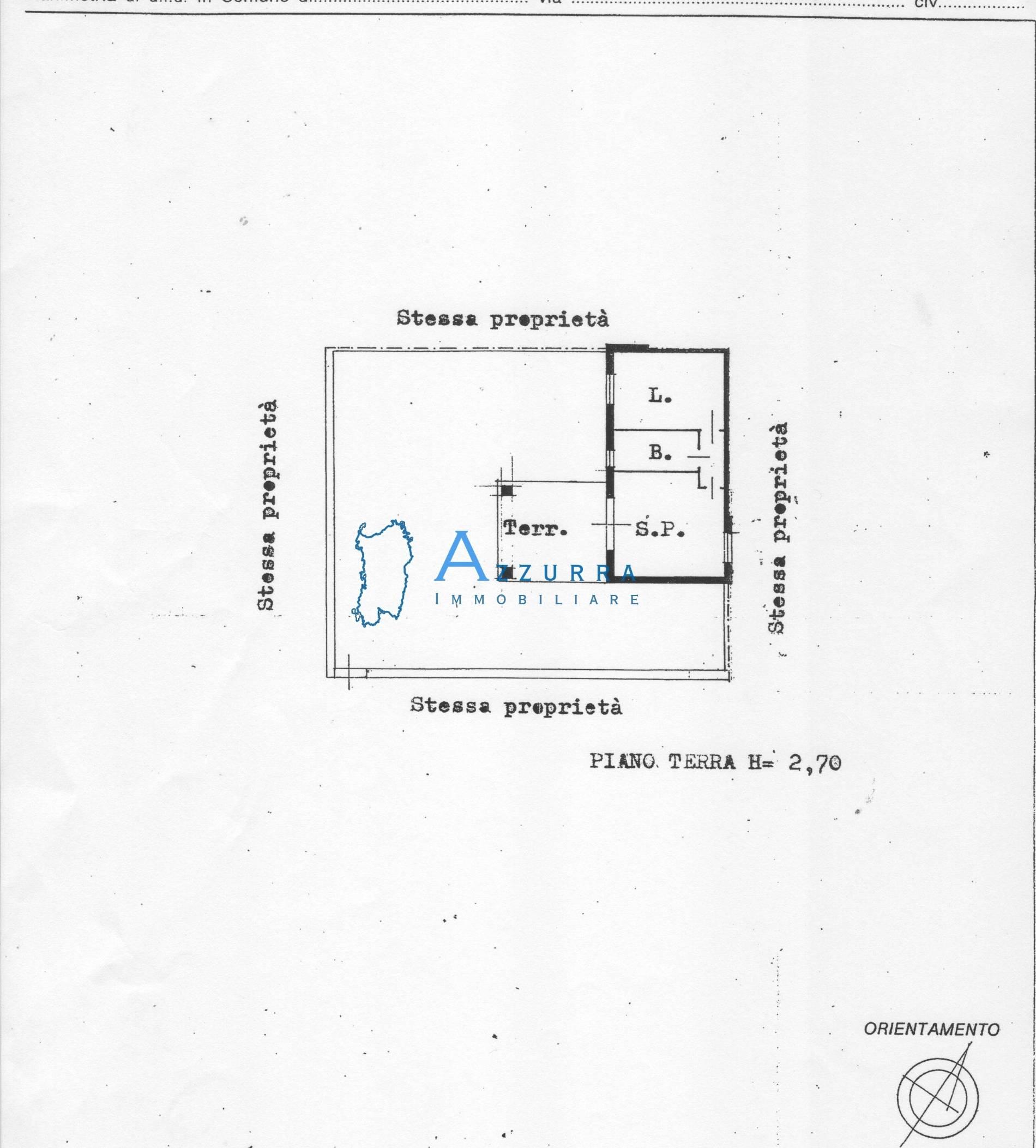 Punta dell isolotto villino vicino al mare azzurra for Deckplan com piani di coperta gratuiti